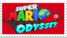 Super Mario Odyssey Stamp by laprasking