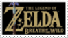 Legend of Zelda Breath of the Wild Stamp by laprasking