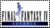 Final Fantasy IV Advance Stamp by laprasking