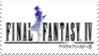 Final Fantasy IV Stamp by laprasking