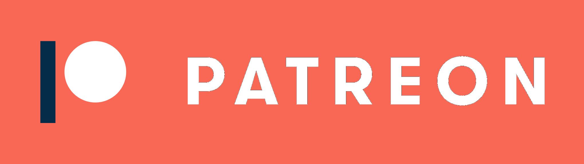 Patreon Logo by laprasking on DeviantArt