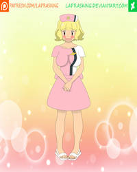 Nurse Ashley by laprasking