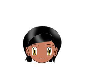 Honeydoll Chibi Head 1