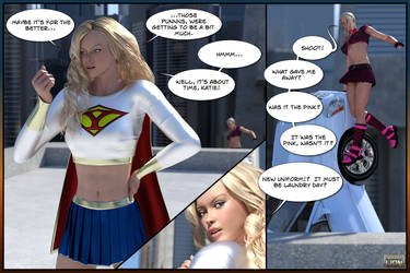 Super Katie vs. Power Girl - Page 3 by DesertLion3D