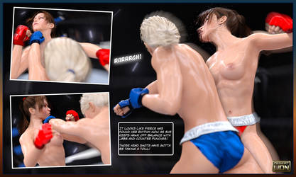 Preview - Page 51 from 'The Rookies' by DesertLion3D