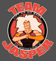 Team Jasper by deletionofthesoul