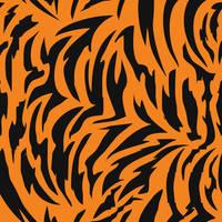 Tiger Pattern01 Seamless