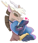 My huggable Luna