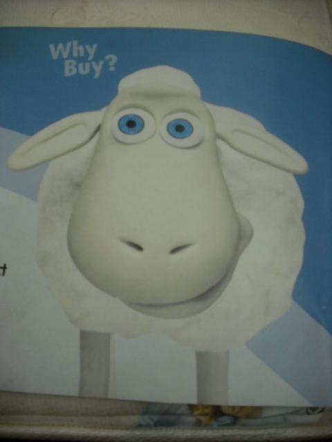 how to draw serta sheep