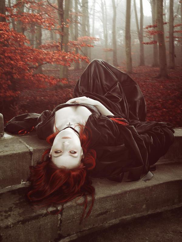 Victim of Autumn by StassySummer