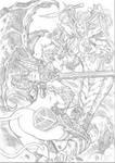 JenTai- The Battle by 1panathas