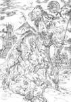 Jen-Tai and Febria-When Death Laughs by Myrmidon2000
