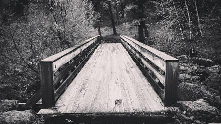 Reflection Bridge by GrungePhotography