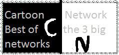 Cartoon Network Stamp