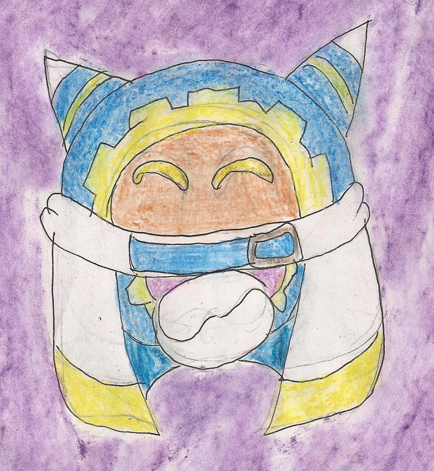 Magolor by kingofthedededes73