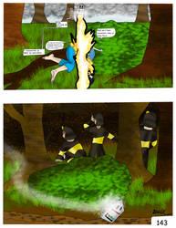 Legonia manga V3 page 143 by kingofthedededes73