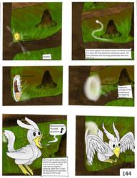 Legonia manga V3 page 144 by kingofthedededes73