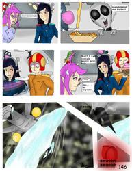 Legonia manga V3 page 146 by kingofthedededes73