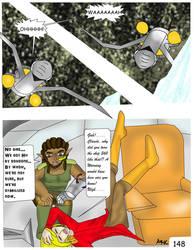Legonia manga V3 page 148 by kingofthedededes73