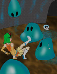 Gumi's really gooey friends? by kingofthedededes73