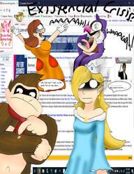 Mario lore with Shigeru Miyamoto by kingofthedededes73