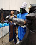 Megacon 2019 Misc Cosplay group by kingofthedededes73