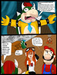 Bowser's first E3 by kingofthedededes73