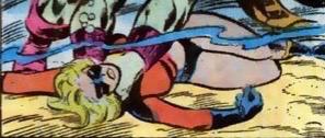 Ms Marvel helpless