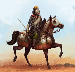 King Rodragot