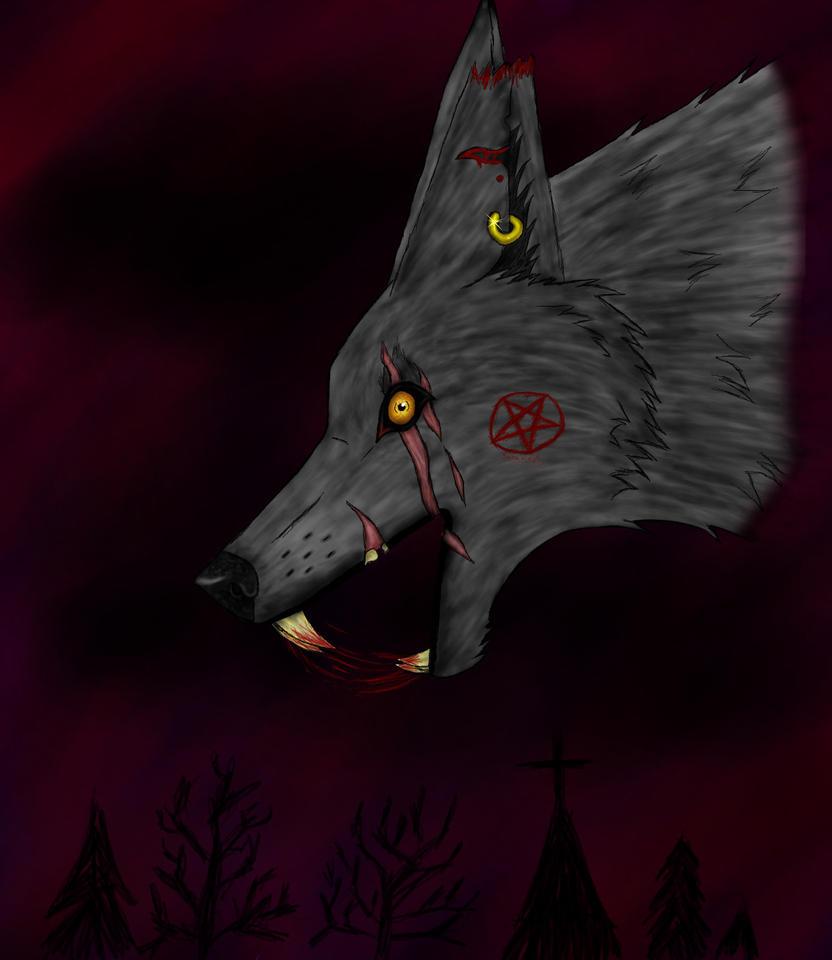Just Lost It, Wolf by saraninja