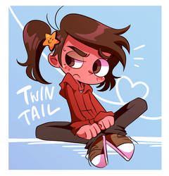 Twin tail Marco