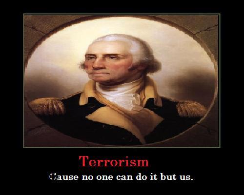 Terrorism Demotivator by NorthNightwatchmanJR