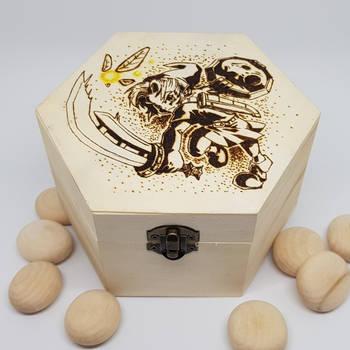 Majora's Mask Link Box by Asha-Ketchum