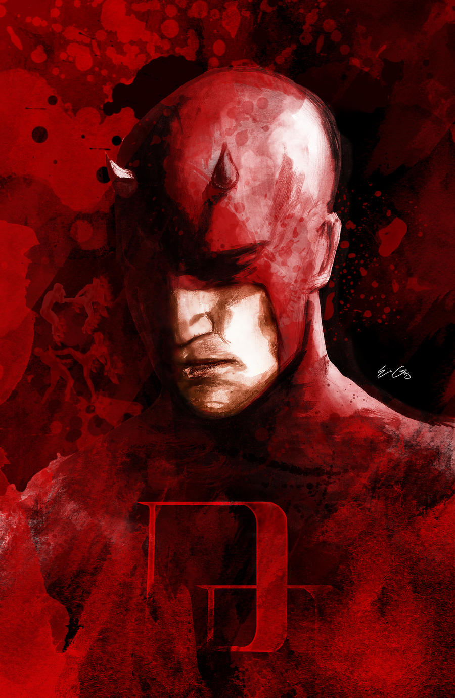 Frank Miller Daredevil Wallpaper