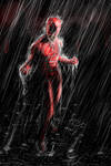 Daredevil in the Rain
