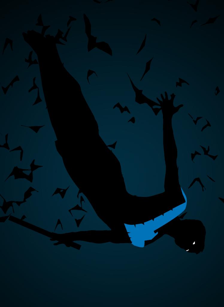 DSC Nightwing By LeonardoEnrique On DeviantArt