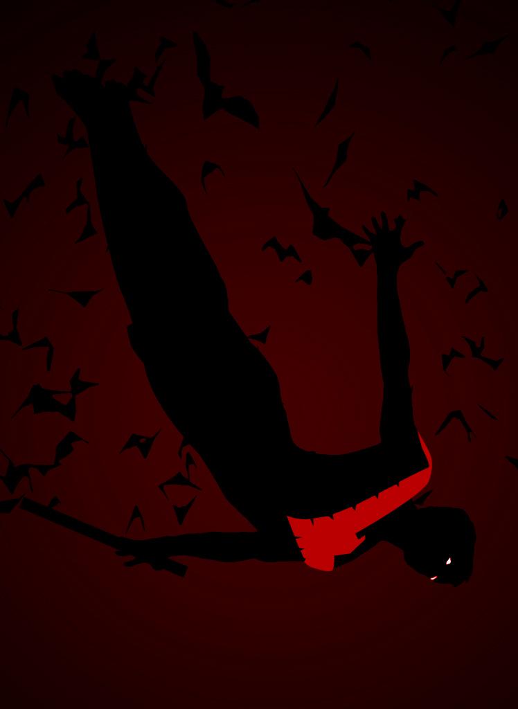 nightwing red logo wallpaper - photo #20