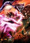 BA Gambit and the X-men