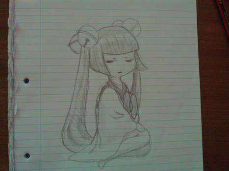 Kotoko from Chobits