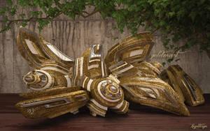 Goldenart by KRYPT06