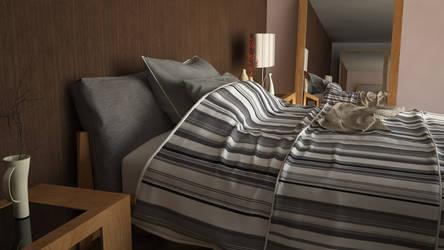 Bedroom by KRYPT06