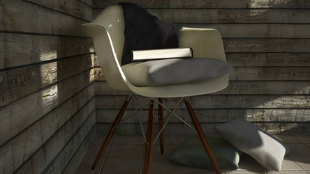 Armchair Eames by KRYPT06