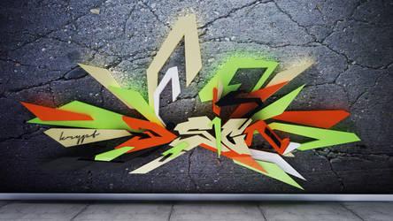 K design Graff by KRYPT06