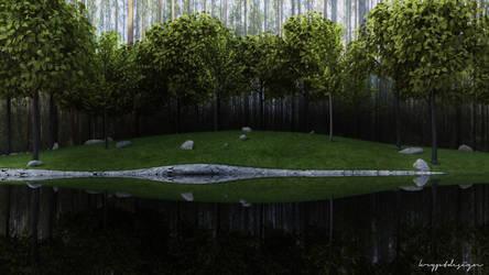 Forest corner by KRYPT06