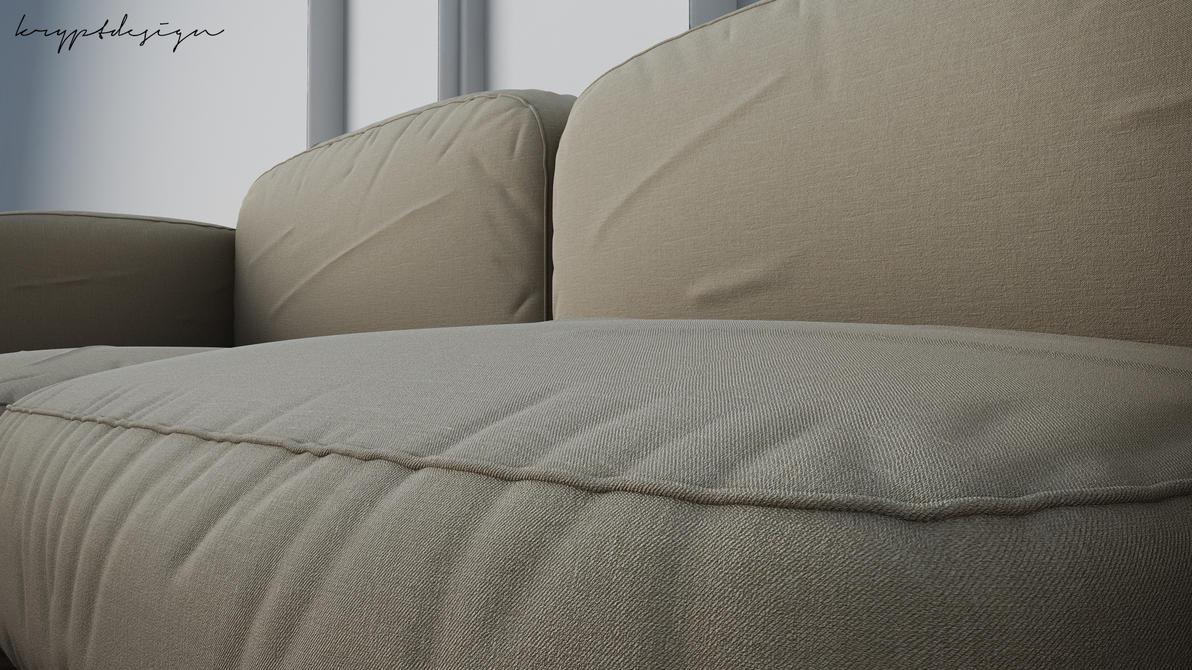 Sofa Dune Details by KRYPT06