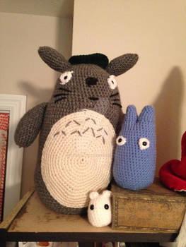 Totoro Trio