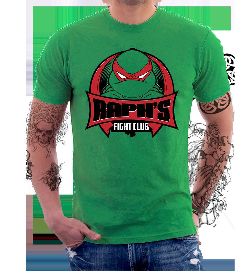 Raph's Fight Club