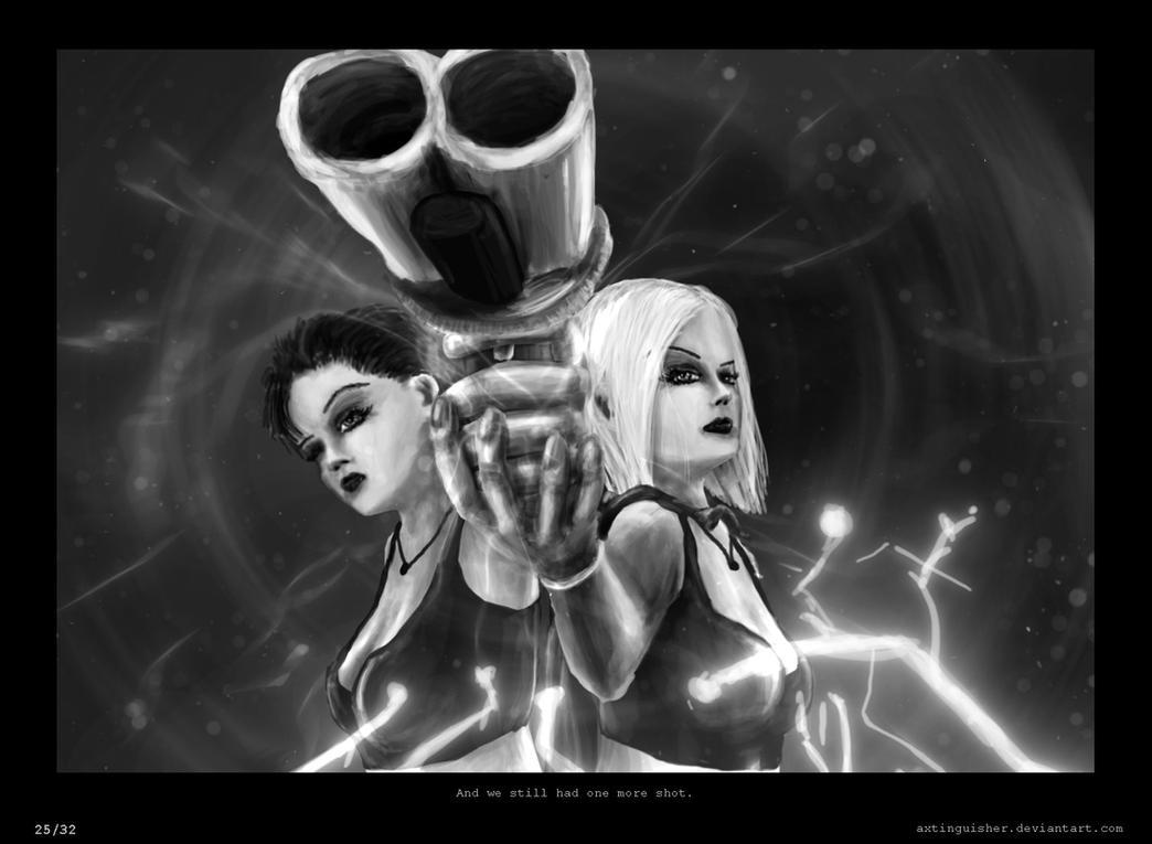 Melt: Jan 2017 - Magic Trick 25/32 by Axtinguisher