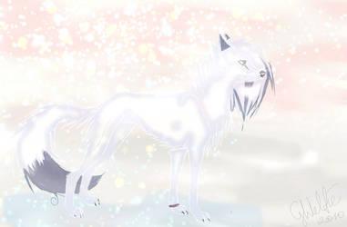 Arctic breath by Green-wolfie