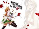 H.O.T.D. wallpaper - Rei